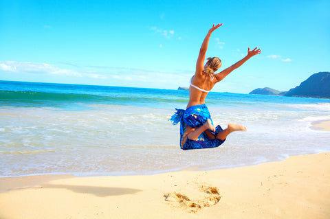 Beach Confidence