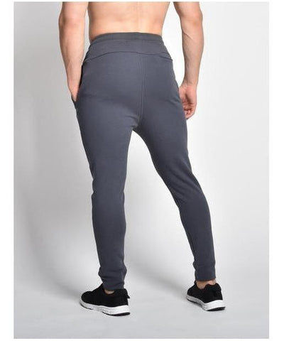 Pursue Fitness Retro Joggers Carbon-Pursue Fitness-Gym Wear