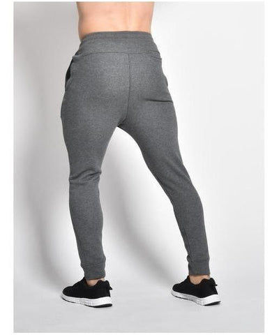 Pursue Fitness Retro Joggers Grey-Pursue Fitness-Gym Wear