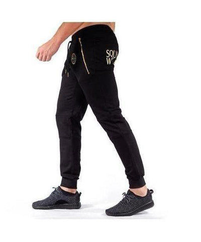 Squad Wear Signature Joggers Black-Squad Wear-Gym Wear