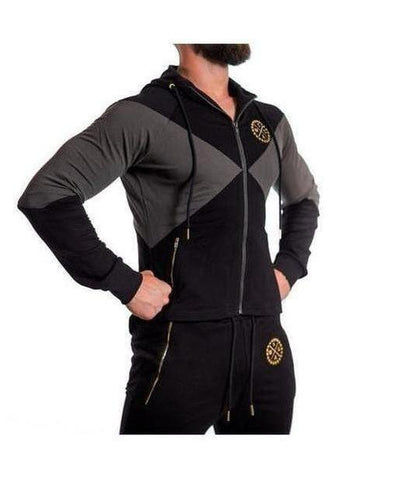 Squad Wear Signature Hoodie Black-Squad Wear-Gym Wear
