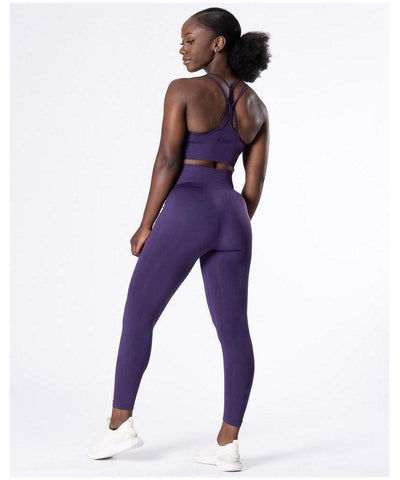 ICIW Define Seamless Sports Bra Purple