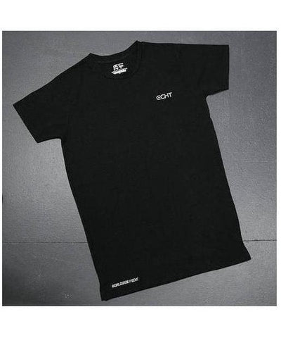 Echt Legacy T-Shirt Black-Echt-Gym Wear