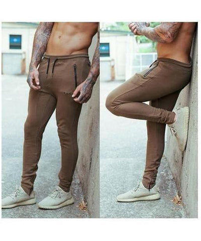 Echt Core Series Joggers Tan Khaki-Echt-Gym Wear
