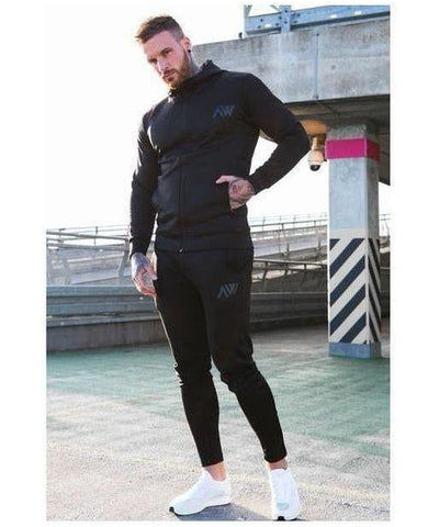 Aspire Wear Motion Joggers Black-Aspire Wear-Gym Wear