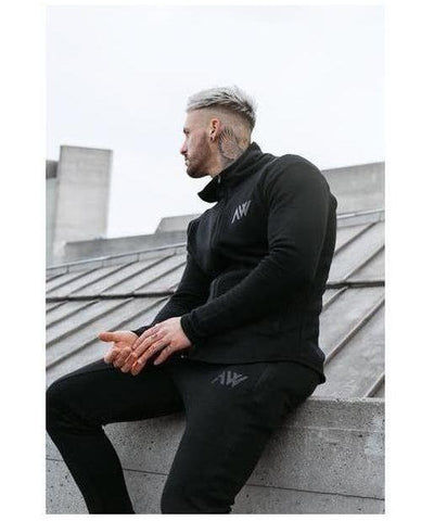 Aspire Wear Tech 2.0 Joggers Stealth Black-Aspire Wear-Gym Wear