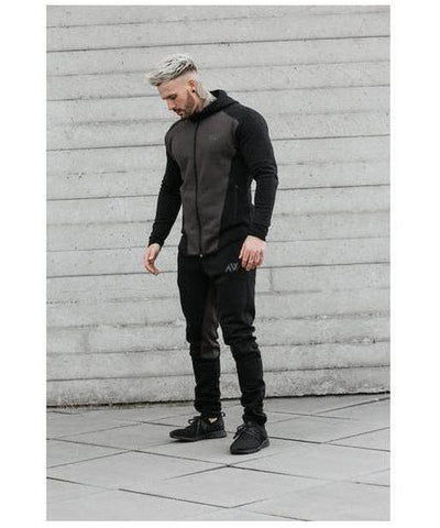 Aspire Wear Tech 2.0 Hoodie Charcoal-Aspire Wear-Gym Wear