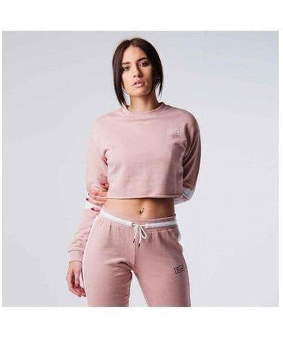 304 Clothing Club Sweater Rose-304 Clothing-Gym Wear