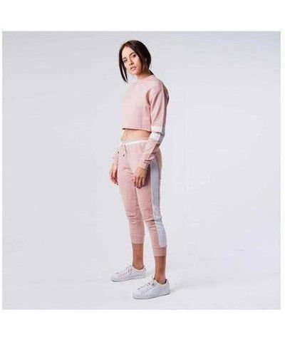 304 Clothing Womens Club Jogger Rose-304 Clothing-Gym Wear