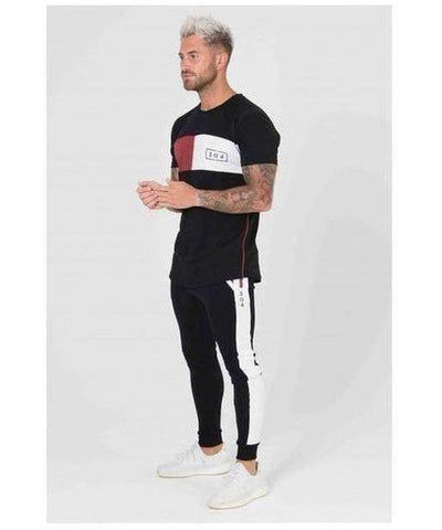 304 Clothing Jackson Joggers Black-304 Clothing-Gym Wear