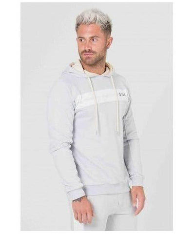 304 Clothing Jackson Hoodie Grey-304 Clothing-Gym Wear