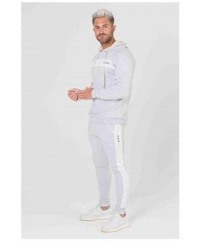 304 Clothing Jackson Joggers Grey-304 Clothing-Gym Wear