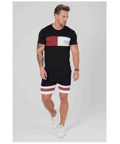 304 Clothing Thriller T-Shirt Black-304 Clothing-Gym Wear