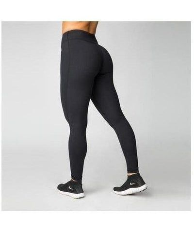 Muscle Nation Core Leggings Black-Muscle Nation-Gym Wear