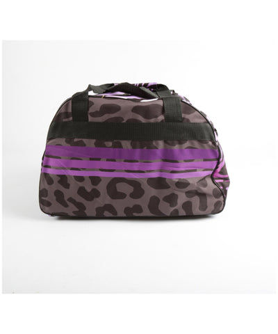 Combat Dollies Wild Purple Sports Bag-Combat Dollies-Gym Wear