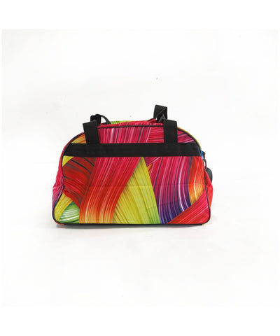 Combat Dollies Rainbow Sports Bag-Combat Dollies-Gym Wear