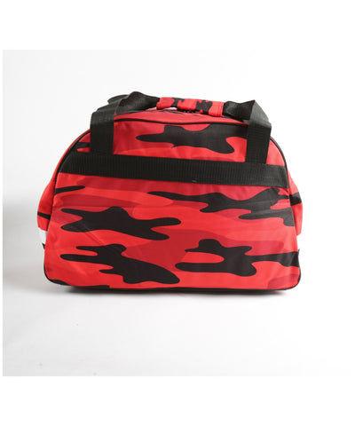 Combat Dollies Red Camo Sports Bag