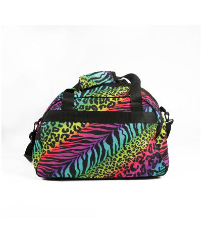 Combat Dollies Multi-Print Sports Bag-Combat Dollies-Gym Wear