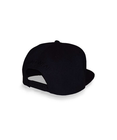 Squad Wear Snapback Cap-Squad Wear-Gym Wear