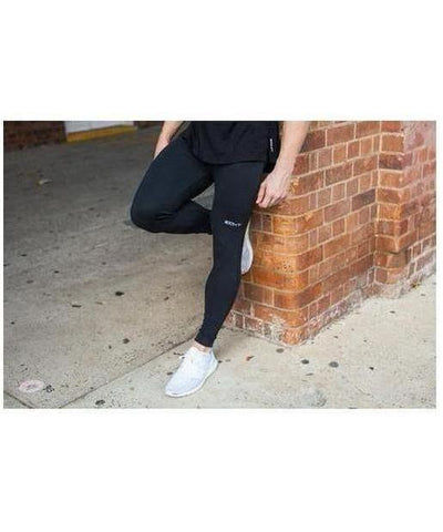 Echt Tapered Joggers V2 Black-Echt-Gym Wear