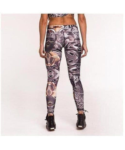 Graffiti Beasts Costwo Fitness Leggings-Graffiti Beasts-Gym Wear