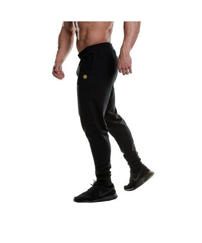 Gold's Gym Tapered Jogger Black-Golds Gym-Gym Wear