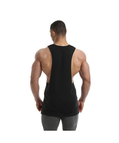 Gold's Gym Performance Stretch Vest Black