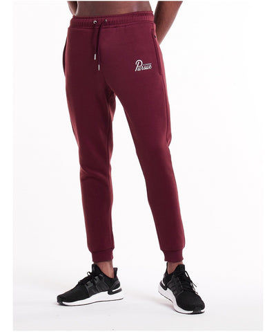 Pursue Fitness Classic 4.0 Joggers Red-Pursue Fitness-Gym Wear