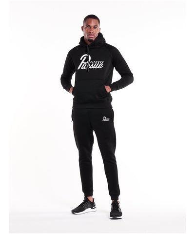 Pursue Fitness Classic Hoodie 4.0 Black-Pursue Fitness-Gym Wear