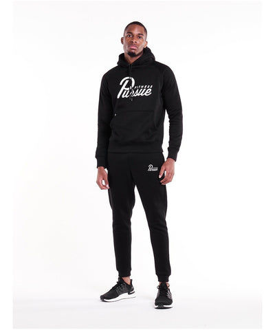 Pursue Fitness Classic 4.0 Joggers Black-Pursue Fitness-Gym Wear