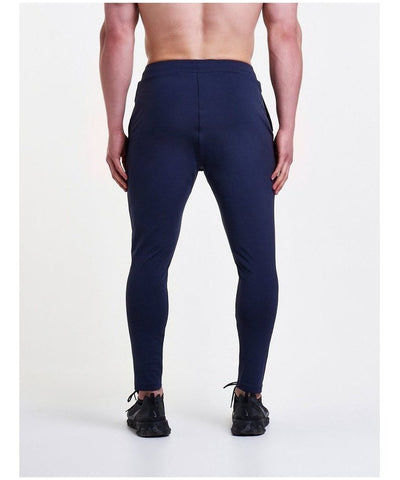 Pursue Fitness Essential Training Joggers Navy-Pursue Fitness-Gym Wear