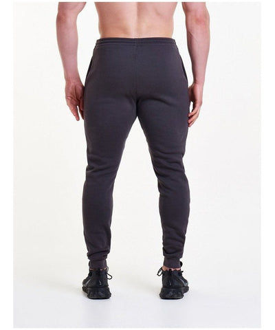 Pursue Fitness Icon Tapered Joggers Slate-Pursue Fitness-Gym Wear