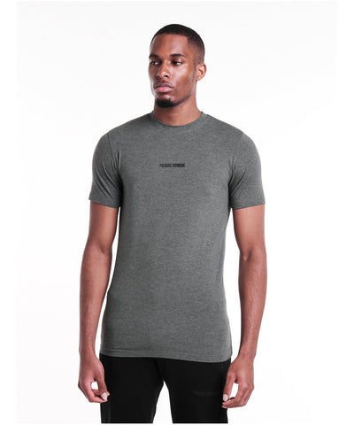 Pursue Fitness Everyday T-Shirt Grey-Pursue Fitness-Gym Wear