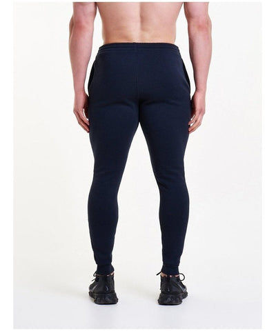 Pursue Fitness Icon Tapered Joggers Dark Navy-Pursue Fitness-Gym Wear