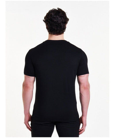 Pursue Fitness Classic T-Shirt Black-Pursue Fitness-Gym Wear