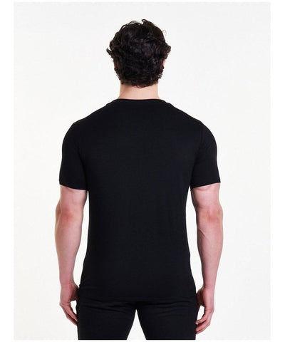 Pursue Fitness Classic T-Shirt Black-Pursue Fitness-Gym Wear