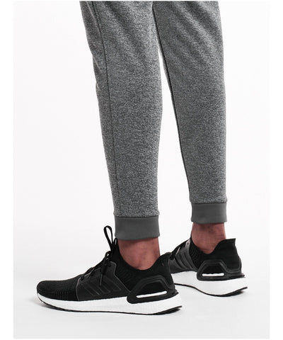 Pursue Fitness Poly Fleece Joggers Charcoal-Pursue Fitness-Gym Wear