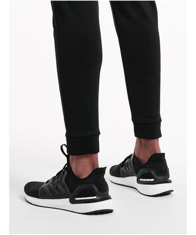 Pursue Fitness Poly Fleece Joggers Black-Pursue Fitness-Gym Wear