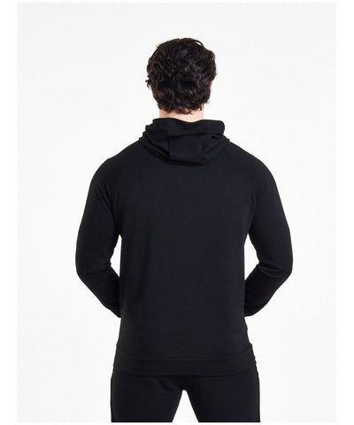 Pursue Fitness Response Hoodie Black-Pursue Fitness-Gym Wear