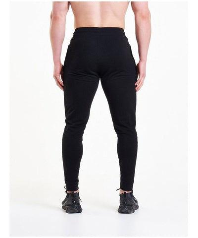 Pursue Fitness Response Joggers Black-Pursue Fitness-Gym Wear