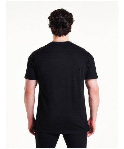Pursue Fitness Comfort T-Shirt Black-Pursue Fitness-Gym Wear