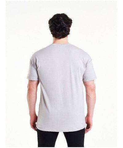 Pursue Fitness Comfort T-Shirt Grey-Pursue Fitness-Gym Wear