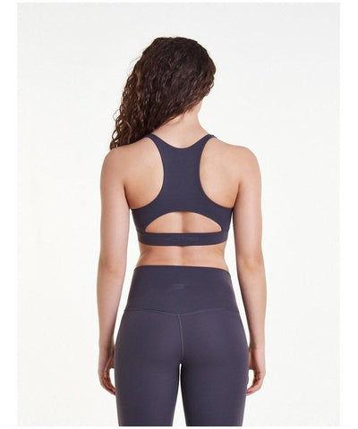 Pursue Fitness Evolve Sports Bra Grey-Pursue Fitness-Gym Wear