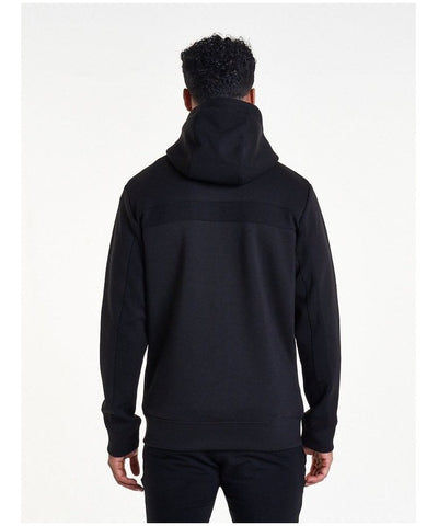 Pursue Fitness Hybrid 2.0 Zip Hoodie Black-Pursue Fitness-Gym Wear