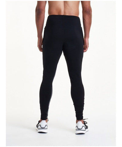 Pursue Fitness Pro Fit Tapered Joggers Black/Grey-Pursue Fitness-Gym Wear