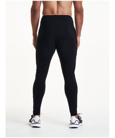 Pursue Fitness Pro Fit Tapered Joggers Black-Pursue Fitness-Gym Wear