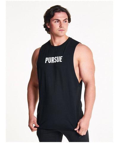 Pursue Fitness Est.2013 Tank Black
