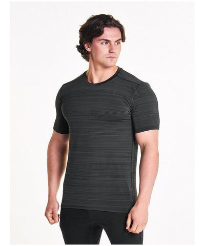 Pursue Fitness Zephyr T-Shirt Grey-Pursue Fitness-Gym Wear