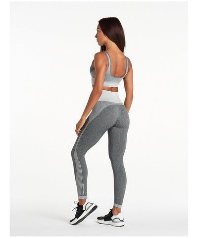 Pursue Fitness ADAPT Seamless Sports Bra Grey