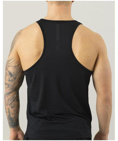ICIW Training Vest Black-ICIW-Gym Wear